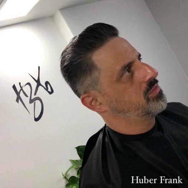 Huber Frank frizura - 2020-10