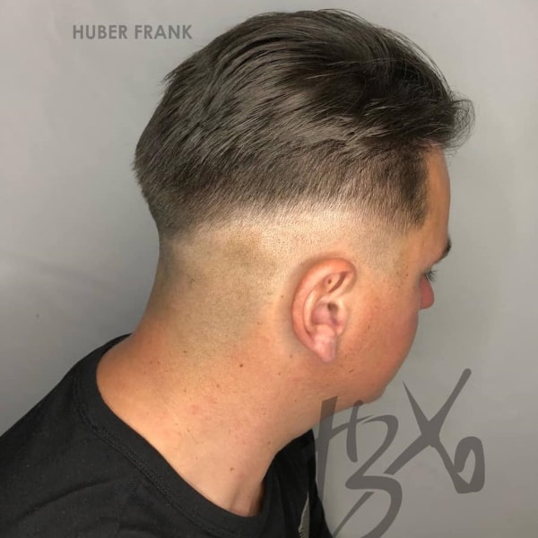 Huber Frank frizura - 2020-12